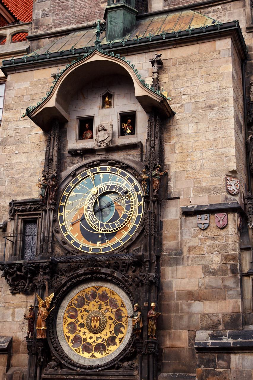 The Orloj Prague's Famous Astronomical Clock - Buyoya