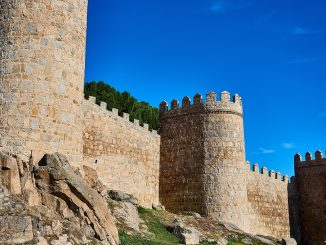 The Walls of Ávila