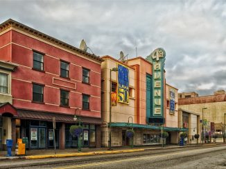 4th Avenue Theatre in Anchorage, Alaska