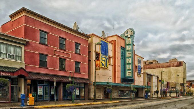 4th Avenue Theatre in Anchorage, Alaska