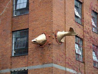 Transcendence Sculpture in Portland, Oregon