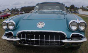 The 1960 Corvette