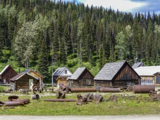 Historic Barkerville Gold Rush Town
