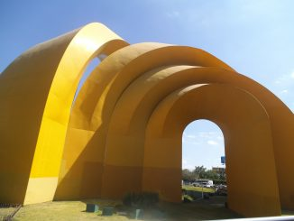 The Millennium Arches