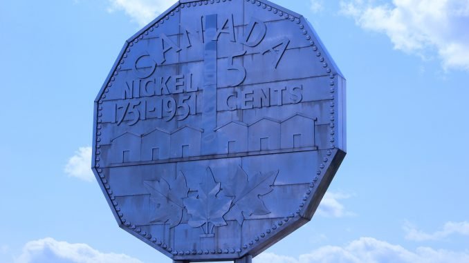 The Big Nickel, Ontario, Canada