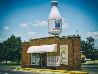 The MIlk Bottle Grocery