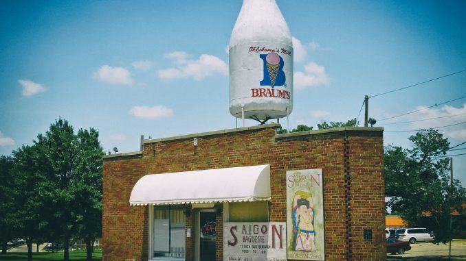 The MIlk Bottle Grocery