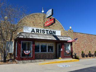 Ariston Cafe in Litchfield, Illinois