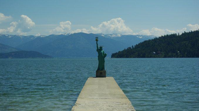 Miniture Landy Liberty in Sandpoint, Idaho