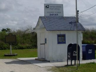 Smallest U.S Post Office