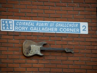 Rory Gallagher Corner