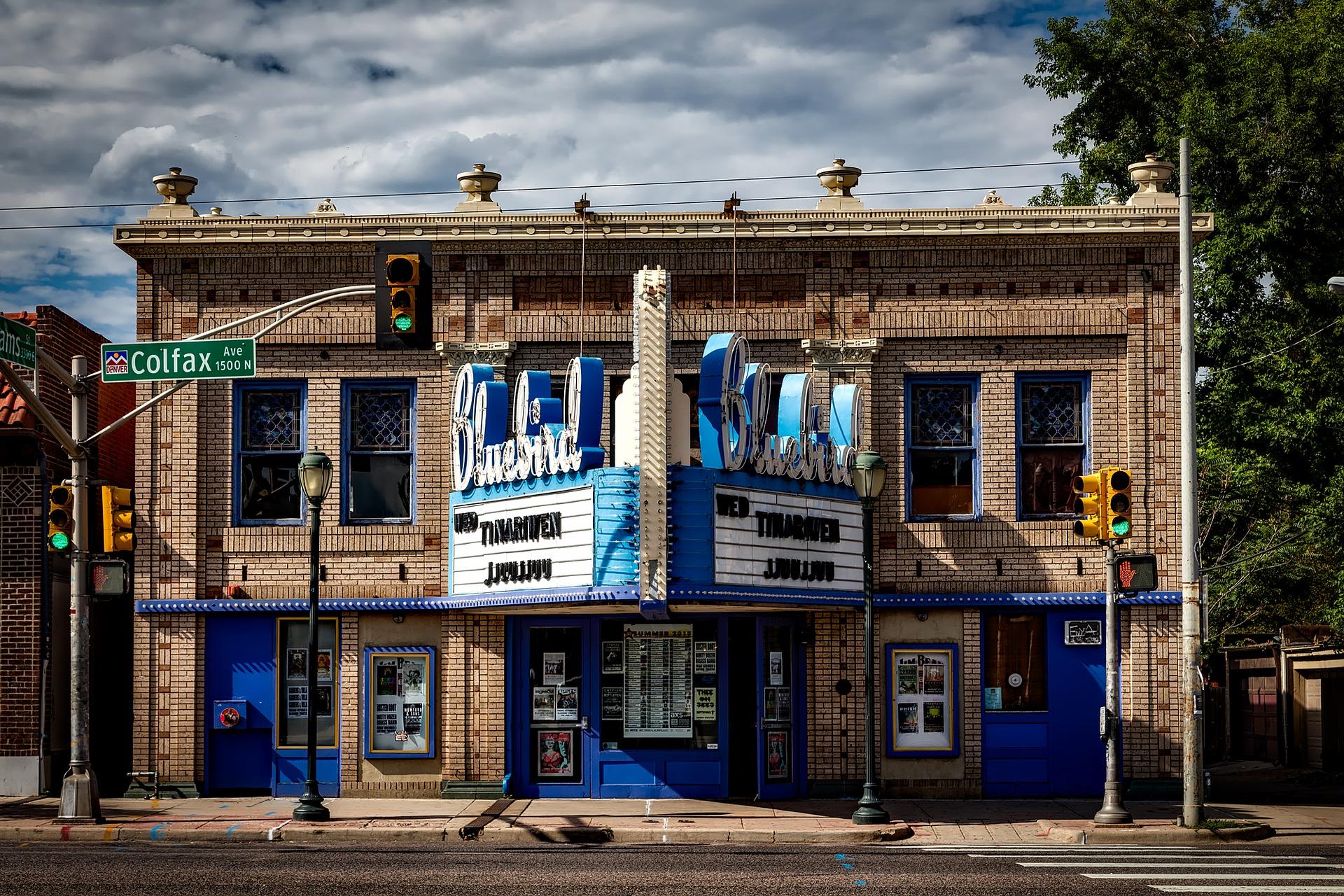 The Historic Bluebird Theater (Denver, Colorado) - Buyoya