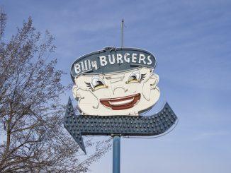 Billy Burger Neon