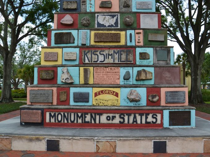Monument of States