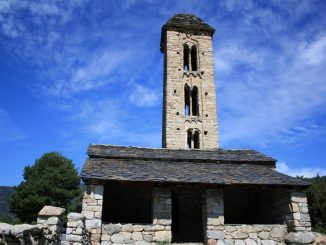 Sant Miquel d'Engolasters Church