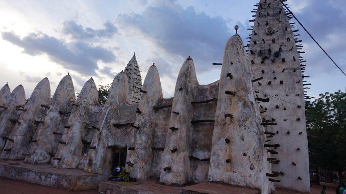 Grand Mosque Burkina Faso