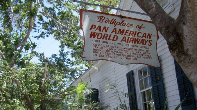 Pan American World Ariways