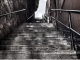 The Exorcist Stairs in Washington DC