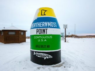 Northernost Point