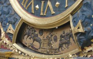 Gros-Horloge Detail