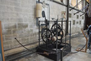 Salisbury Cathedral Mechanical Clock