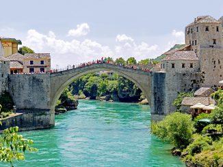 Stari Most, the Old Bridge