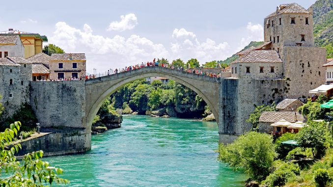 Stari Most, the Old Bridge