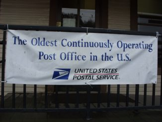 Hinsdale Post Office