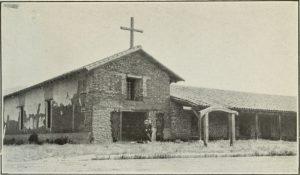 Mission San Francisco Solano circa 1853
