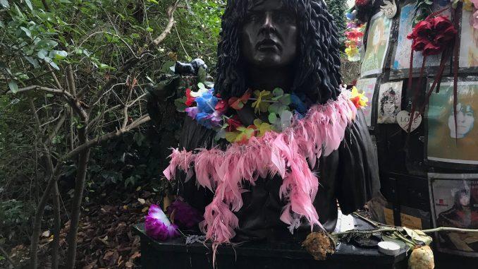 Marc Bolan Monument