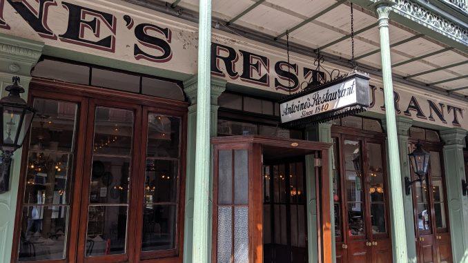 Antoine's Restaurant
