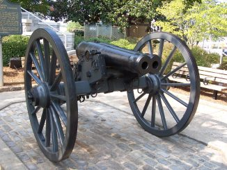 Double Barreled Cannon