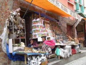 Witches' Market Shop