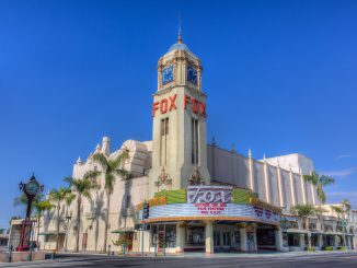 The Bakersfield Fox Theater