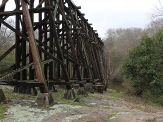 R.E.M. Murmer Railroad Trestle