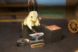 Tiny Blacksmith Gopher